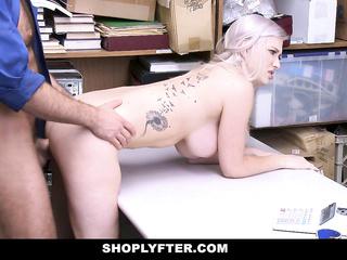 huge tits bend over