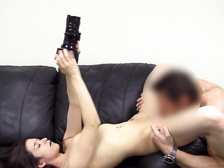 outgoing teen creampied agent