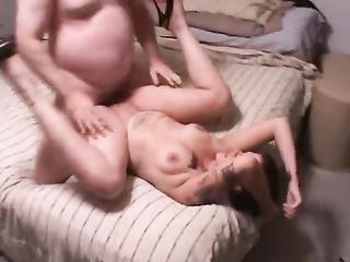 flexible bimbo gets boffed