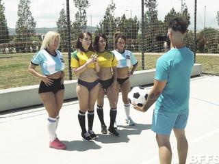 fútbol entrenador