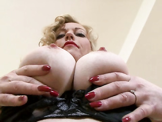 curvy mature milf mom