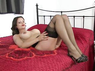 big tit brunette mom