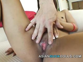 asian wide open pussy